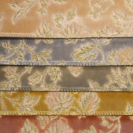 Fabric patterns of different style periods